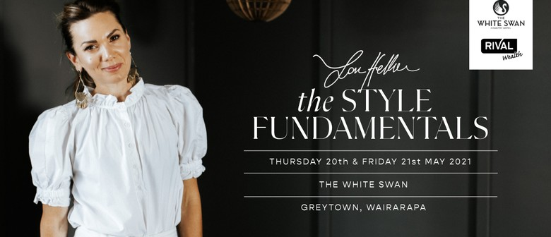 The Style Fundamentals with Lou Heller - Dinner Event