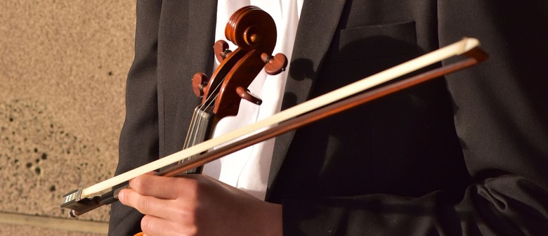 Lunchtime Music - Justin Hodges - Violin Recital