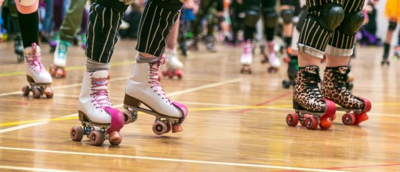 Ōtautahi Rollers: Roller Disco