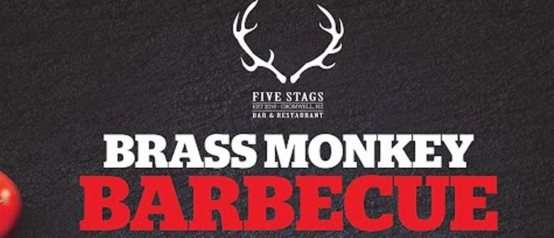 Brass Monkey BBQ Masterclass