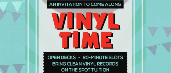 Vinyl Time Sunday Sesh