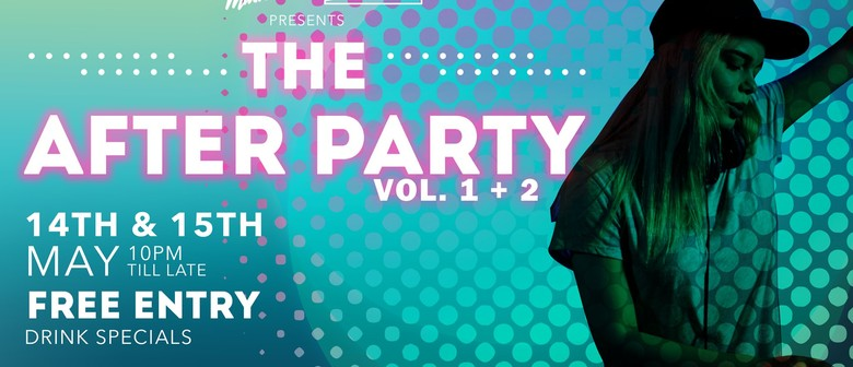 Freq Music & The Hangar present: The After Party