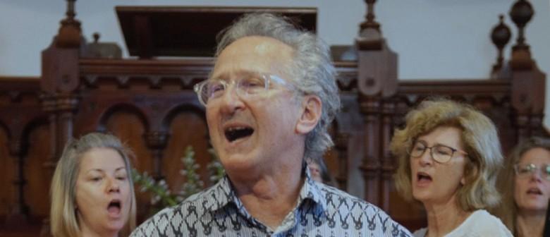 Tony Backhouse Weekend Choir Singing Workshop