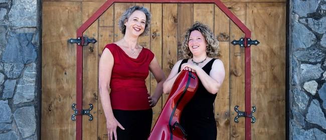 Megiddo & Thomson - Cello and Piano