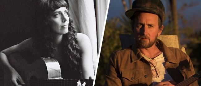 Fraser Ross & Amiria Grenell - Winter Tour - Akaroa