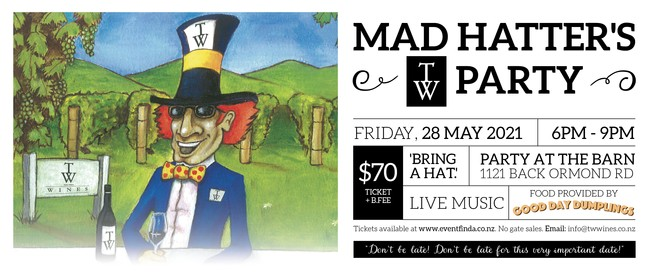 Mad Hatters Party