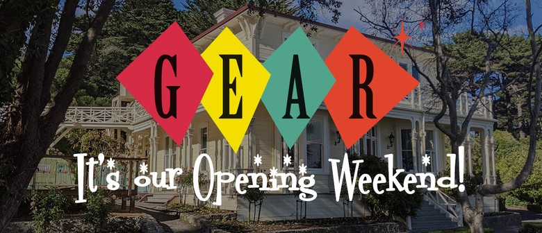 Gear Eatery and Bar - Opening Weekend