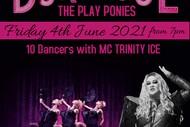 Burlesque Show with MC Trinity Ice