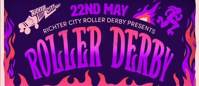 Roller Derby Home Season - Smash Malice v Brutal Pageant