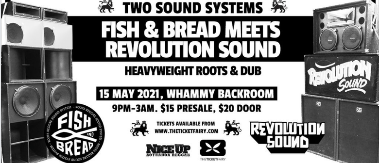 Revolution Meets Fish & Bread -  Heavyweight Roots & Dub