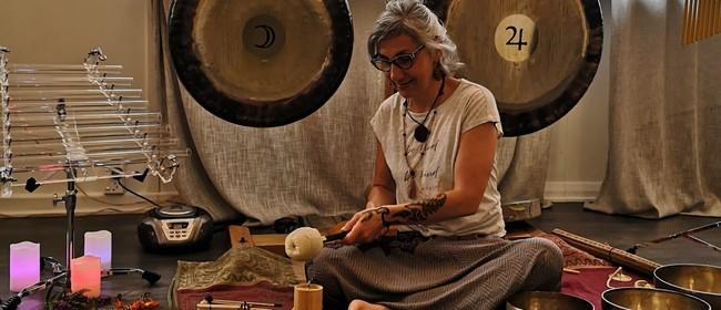 Gong & Crystal Harp Ancient Sound Meditation