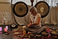 Image for event: Gong & Crystal Harp Ancient Sound Meditation