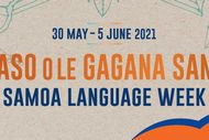 Vaiaso o le Gagana Samoa - Samoan Language Week