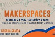 Vaiaso o le Gagana Samoa - Makerspaces Havelock North