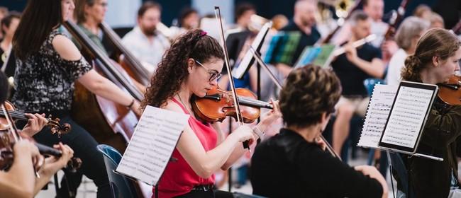 Hawke's Bay Orchestra Concert ft. NZ String Quartet Soloists