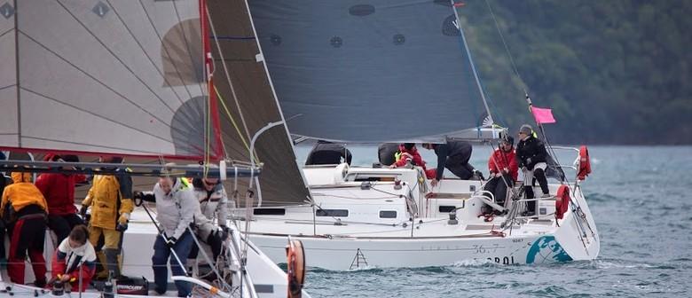 Evolution Sails Women's Regatta