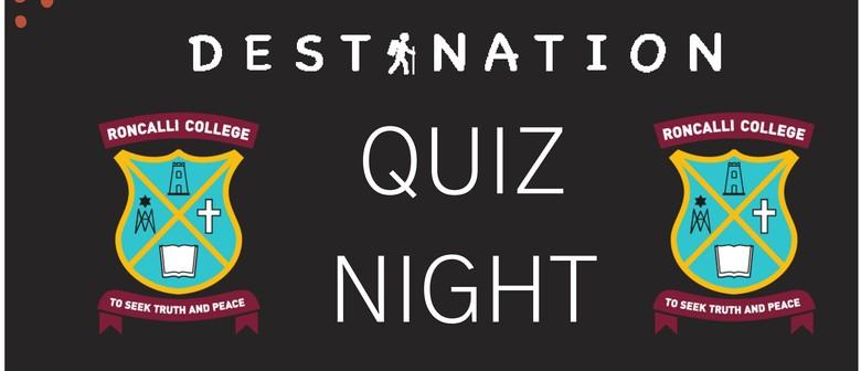 Destination Quiz Night