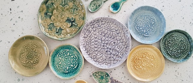 Beginners Pottery Class - Thursday Mornings, 8 Weeks