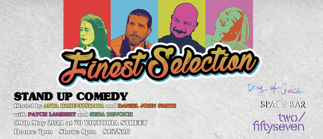 Drug of Choice Presents: Finest Selection