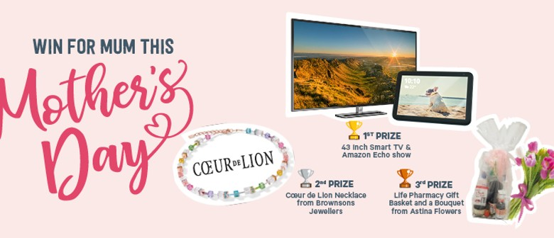 Spend & Win on Mother's Day