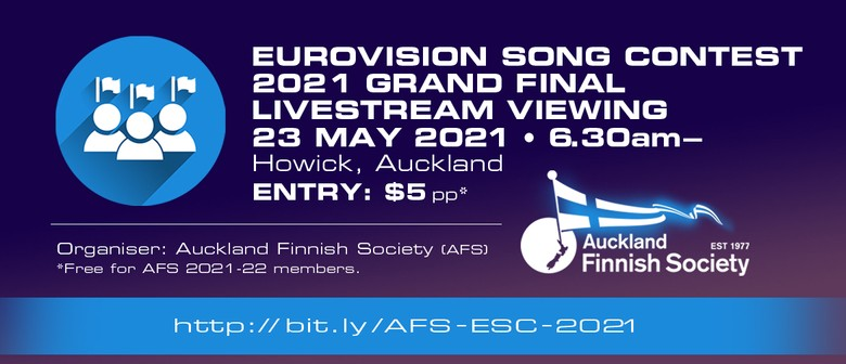 Eurovision Song Contest 2021 Grand Final Livestream Viewing