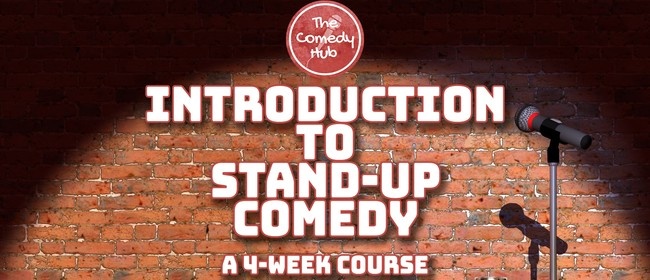 Introduction to Stand Up Comedy Course