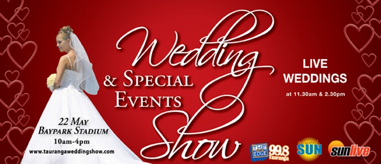 Tauranga Wedding and Special Events Show