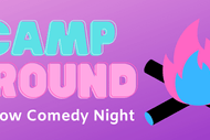Image for event: CampGround - Rainbow Comedy Night