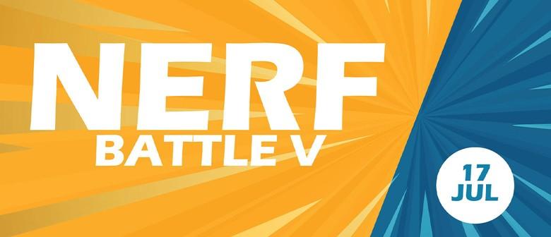 Nerf Battle V