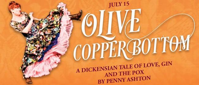 Olive Copperbottom