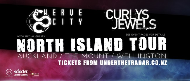 Swerve CIty and Curlys Jewels NZ Tour
