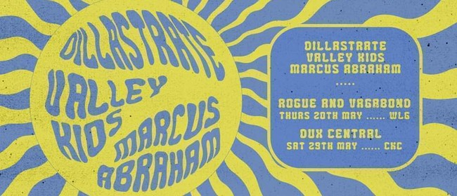 Dillastrate, Valley Kids, Marcus Abraham