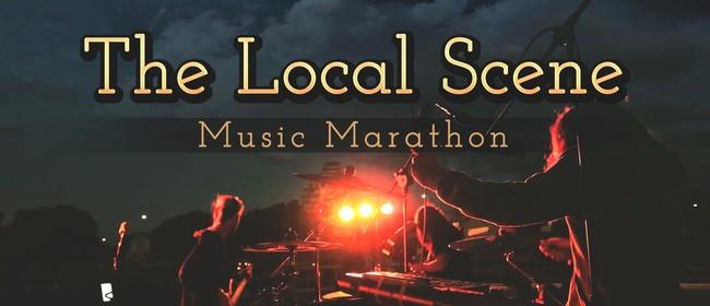 Local Scene Music Marathon