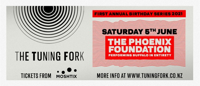 The Phoenix Foundation - The Tuning Fork Birthday Series