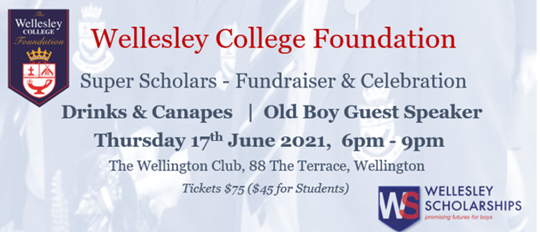 Wellesley College Foundation - Drinks & Canapes