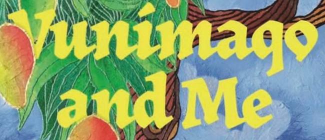 Book Launch - Vunimaqo and Me by Daren Kamali