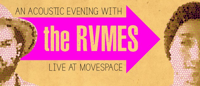 A Sensual Acoustic Evening with The RVMES