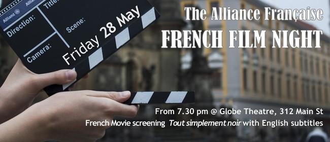 French Film Night - Tout simplement noir