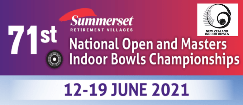 71st National Open and Masters Indoor Bowls Championships