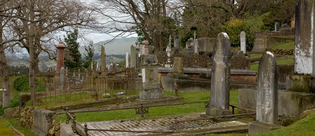 Woodville's Historic Gorge Cemetery Conducted Tour