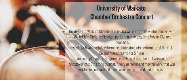 UOW Chamber Orchestra Concert