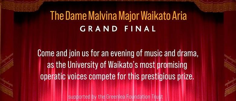 DMMF Waikato Aria Grand Final