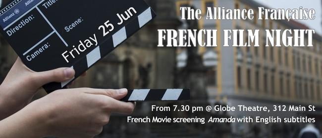French Film Night - Amanda