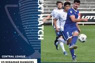 Thirsty Whale Napier City Rovers vs Miramar Rangers