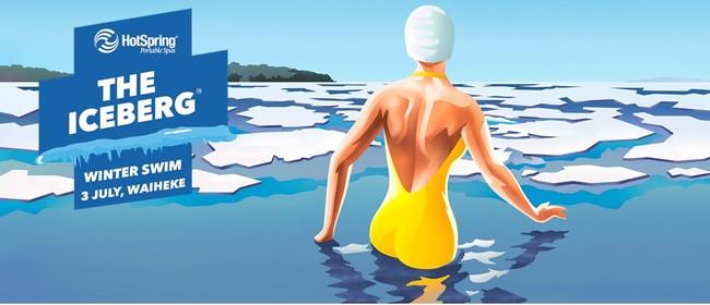 The Hot Spring Spas Iceberg