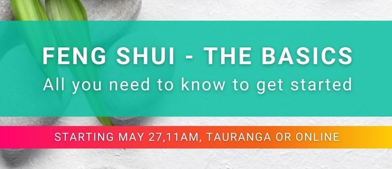 Feng Shui - The Basics 4 Week Course