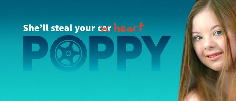 Poppy ADSA Movie Fundraiser