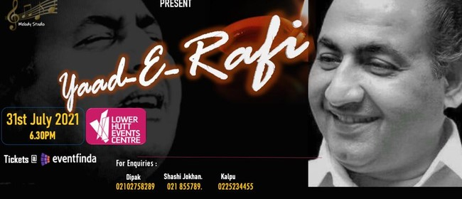 Gopal Bhatia Presents - Yaad-E-Rafi A Tribute to Mohd. Rafi