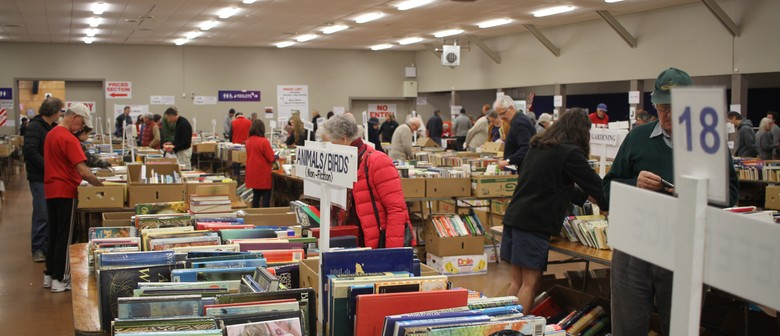2021 Palmerston North Red Cross Annual Book Sale 2021