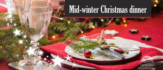 Mid-winter Christmas Dinner: SOLD OUT